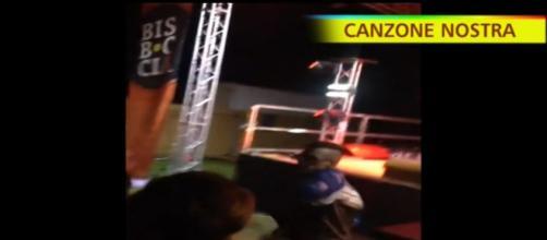 Sanremo 2019, Achille Lauro choc.