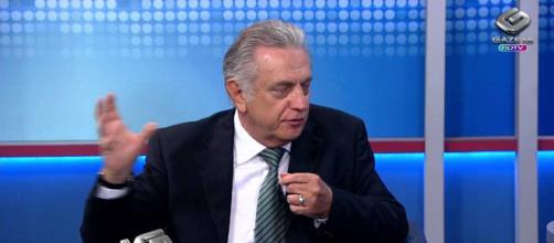 Walter Maierovitch critica Alckmin por não ter transferido Marcola - (Reprodução/Gazeta)