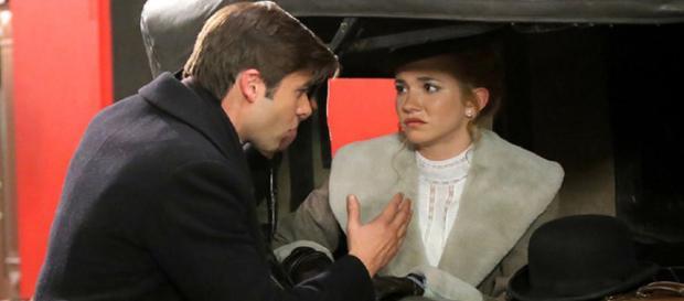Anticipazioni Una Vita: Elvira rinuncia a Simon e decide di rinchiudersi in convento