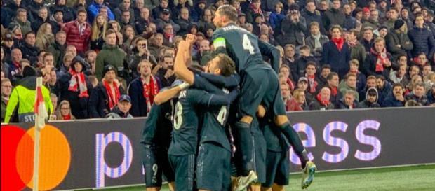 Champions League, il Real Madrid passa sul campio dell'Ajax