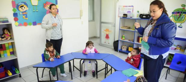 Estancias infantiles de México podrían recibir menos recursos. - udg.mx