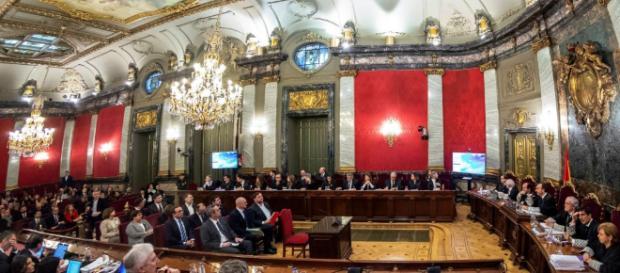 Este martes dio inicio el juicio a 12 líderes del procés en el Tribunal Supremo