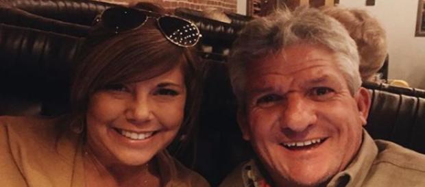 -Little People, Big World: Matt Roloff and Caryn Chandler enjoy time in Old Town Scottsdale - Image credit - Caryn Chandler | Instagram