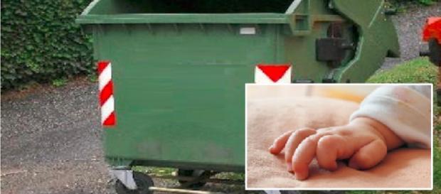 Madrid, neonato trovato in un cassonetto privo di vita da un clochard: si cerca la madre