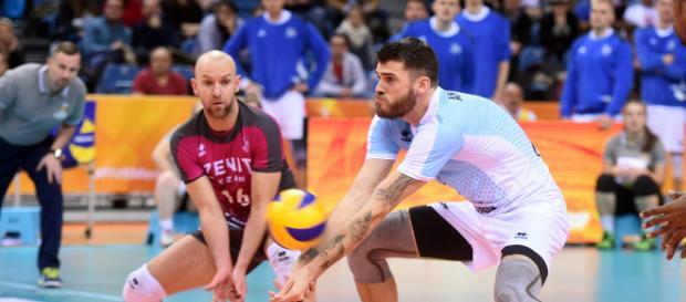 Volley: Anderson tratta con Modena, niente Italia per Kubiak, Milano sogna ancora Zaytsev