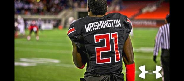 Maurice Washington's future is unclear. - [Elite Sports / YouTube screencap]