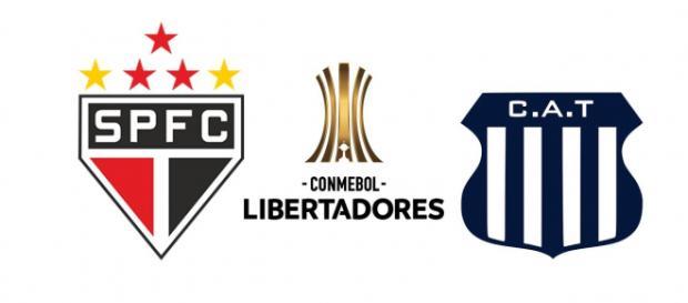 São Paulo x Talleres: ao vivo na Globo (Reprodução Arquibancada Tricolor)