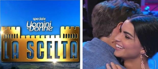 Speciale Uomini e Donne La Scelta: Teresa avrebbe scelto Andrea Dal Corso