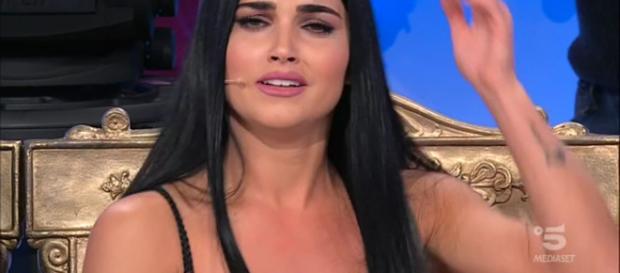 Uomini e Donne, Teresa Langella ha scelto Andrea, lui le dice di no.