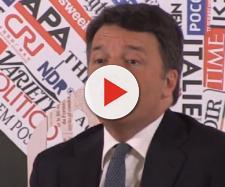 Matteo Renzi presenta il suo ultimo libro