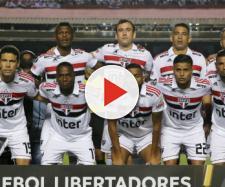 São Paulo foi eliminado na pré-Libertadores. (Foto: Divulgação/ SPFC.NET)