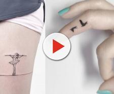 Tatuagens, antes mal vistas e hoje bem quista por muitos. (Foto: Instagram).