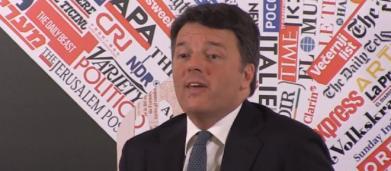Renzi: 'Il PCI stava fra la gente ma non vinceva mai, noi abbiamo fatto cose eccezionali'