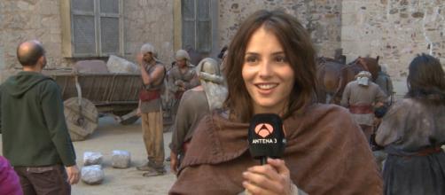 Andrea Duro le cuestiona a Broncano por su postura en contra de Fuenlabrada