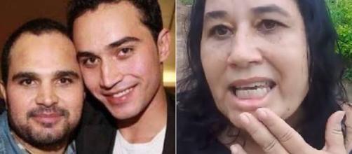 Através de vídeo Cleo Loyola relatou ter sido agredida em festa do filho. (Foto Reprodução)