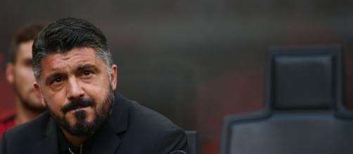 Il Milan di Gattuso devo respingere gli attacchi dell'Atalanta