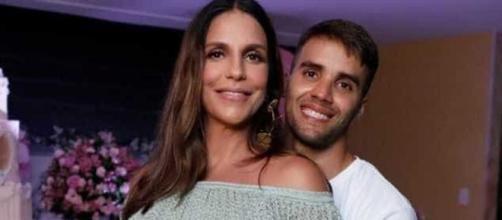 Ivete e Daniel Cady estão juntos desde 2009. Fonte: Instagram