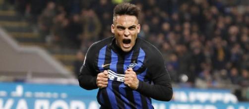 Lautaro Martinez, decisivo per l'Inter anche contro il Rapid Vienna