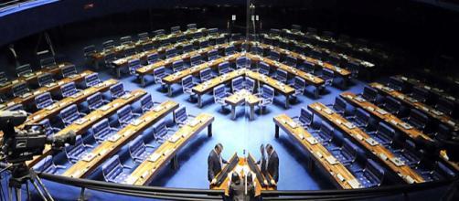 Parlamentares criticam privilégios do STF - (Foto: Jorge Cruz - Agência Brasil)