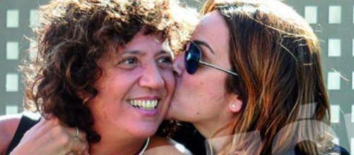 Rosana y Toñi Moreno en imagen