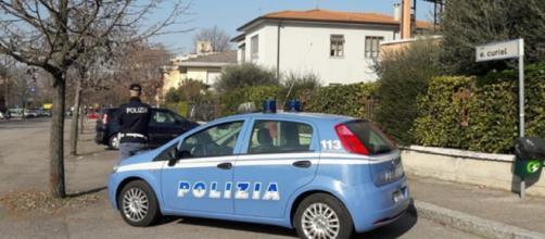 Verona: tentato furto in via Curiel
