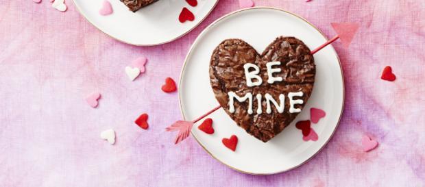 Brownies al cioccolato piccante per San Valentino