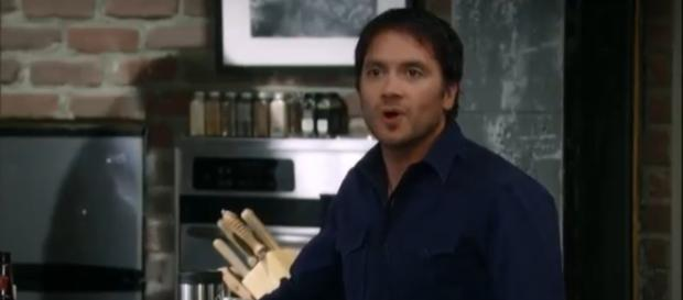 Dominic Zamprogna returns as Dante to 'GH.' - [The Emmy Awards / YouTube screencap]