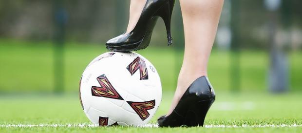 Las mujeres futbolistas quieren conservar sus derechos