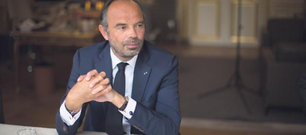 """""""Nous faisons le choix du travail"""" : Edouard Philippe"""