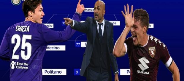 Pronta a nascere l'Inter senza Icardi: argentino destinato alla cessione, Chiesa è il sogno