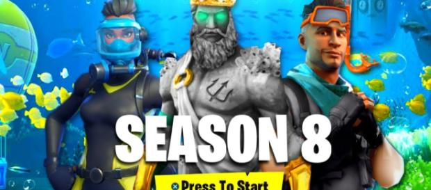 Season 8 Battle Pass can be earned for free! Credit: MACMACS / YouTube