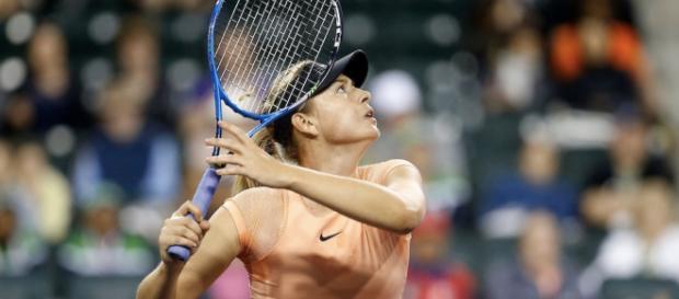 Sharapova não jogará tradicional torneio na Califórnia. (Foto: Divulgação/ WTA)
