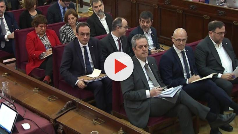 La Fiscalía derrumba la defensa en el juicio de los 12 líderes del procés