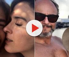 Casais famosos se declararam nas redes sociais. (Foto Reprodução: Instagram)