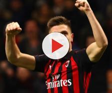 Serie A, Milan: Piatek vuole continuare a segnare, si allena sui copli di testa che mancano ai rossoneri.