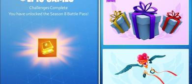 Gifting is back to Fortnite Battle Royale