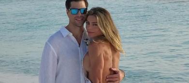 Daniela Cicarelli exibe vestido de noiva ousado em registro raro de seu casamento