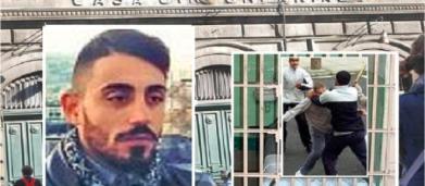 Omicidio Cardito: Tony trasferito da Poggioreale, minacciato da altri detenuti