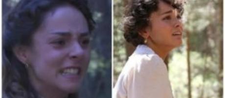 Una Vita, trame: Olga minaccia di far del male a Blanca ed il bambino che attende