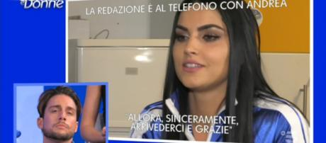 Teresa Langella e Andrea Dal Corso
