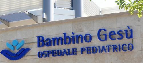 E' ricoverata all'ospedale romano Bambin Gesù Alice, la bambina di 22 mesi picchiata dal compagno della madre.