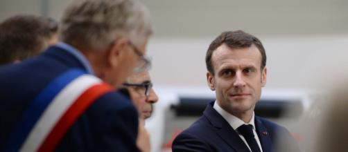 Une majorité de Français estime que Macron profite du grand débat ... - lefigaro.fr