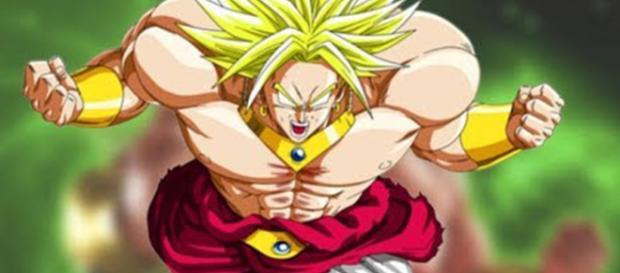Dragon Ball Super: Broly, Recientemente estrenada en Europa