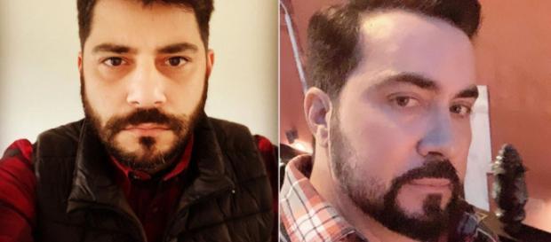 Evaristo Costa e Fábio de Melo (Reprodução-Instagram)