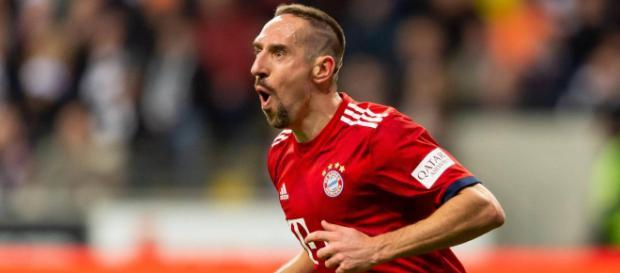 FC Bayern siegt in Frankfurt: Franck Ribéry empfiehlt sich für ... - t-online.de