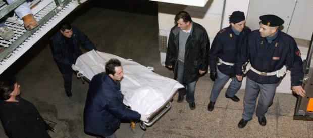Le iene riaprono il caso della morte di Pantani con nuovi testimoni. foto - mediaset.it