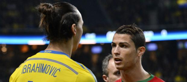 Wilmots: You cannot compare Ibrahimovic to Ronaldo | Goal.com - goal.com