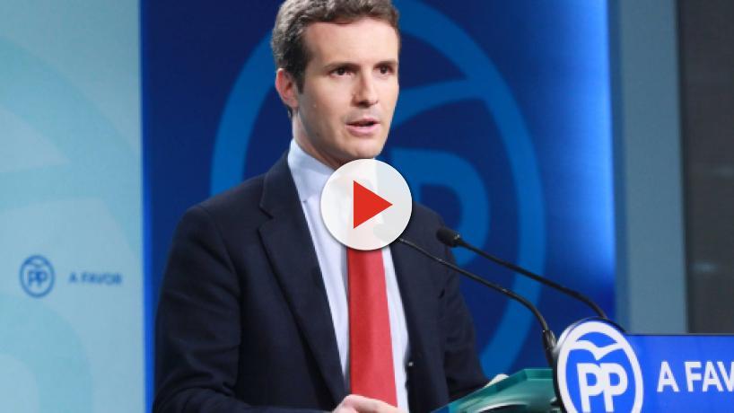 Pablo Casado: 'El PP está preparado para volver al Gobierno'