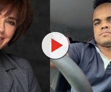 Christiane Torloni e Marquinhos (Reprodução/Instagram)
