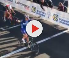Philippe Gilbert vince la terza tappa del Tour de la Provence